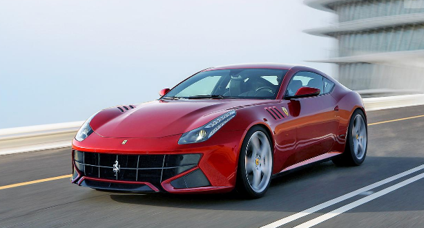 2018 Ferrari FF Design
