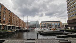 Londres, St.Katharine Dock.