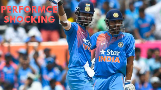 M.S Dhoni and KL Rahul Takes the Team to 359 Runs Massive Performance