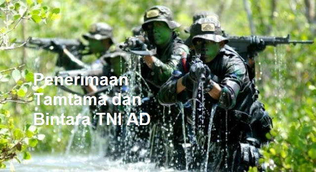 Penerimaan Tamtama dan Bintara TNI AD TA 2018