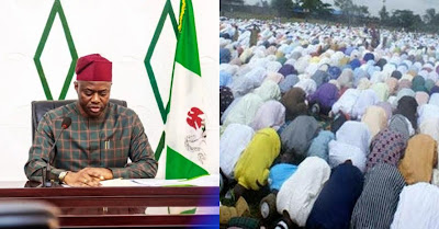 Oyo reopens praying grounds for Eid-el-Kabir prayers