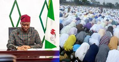 Oyo reopens praying grounds for Eid-el-Kabir prayers