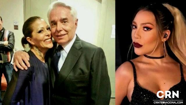 Enrique Guzmán llama 'hija de put…' a Frida Sofía