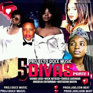 Projecto Doce Music - Cuanza-sul minha terra(Zouk)