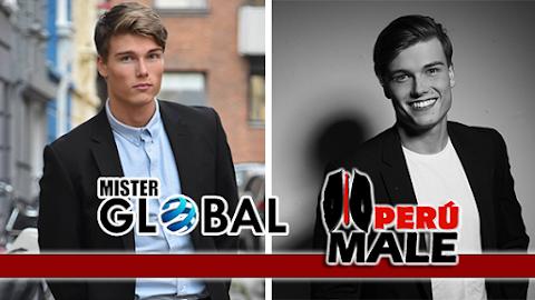 Mister Global Denmark 2018