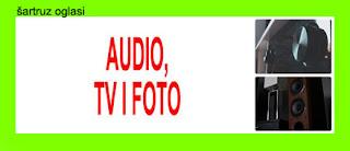 5. AUDIO, TV, FOTO ŠARTRUZ OGLASI