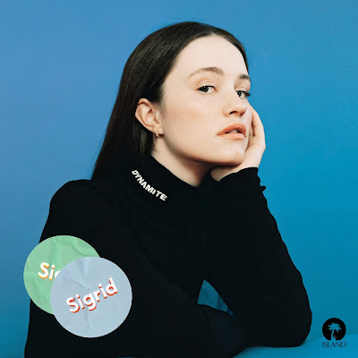 Sigrid's debut EP Don't Kill My Vibe is out on Island Records on 5 May