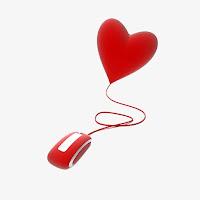 Hiệu ứng trái tim khi nhấp chuột trên blogspot