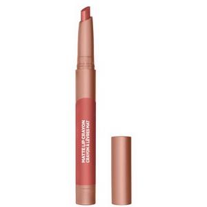 Son Môi Lì Siêu Mịn 502 Sweet Salty Loreal Matte Lip Crayon Của Mỹ