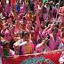 अल्हागंज - आशा कार्यकत्रियों ने शुरु की अनिश्चितकालीन हड़ताल।