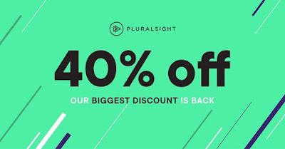 Pluralsight Black Friday deal 2020