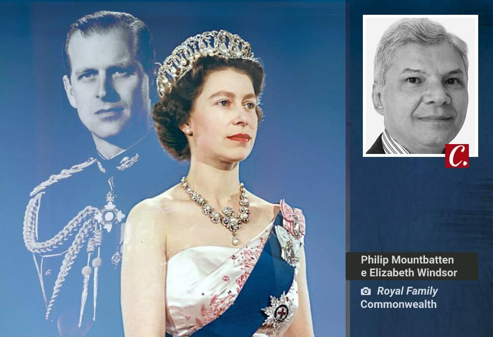 literatura paraibana cronica humildade principe philip felipe rainha elizabeth inglaterra
