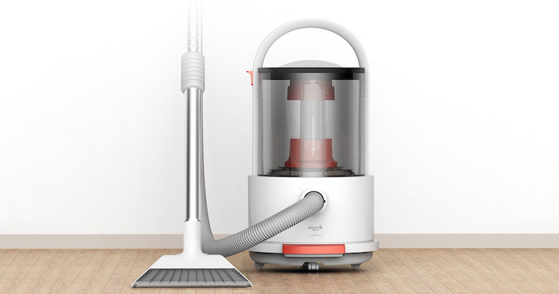 xiaomi deerma wet and dry bucket vacuum cleaner