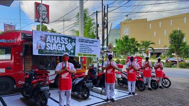"Promo Terbaru Dari Honda ""Cek Aja Dulu Ke AHASS"""