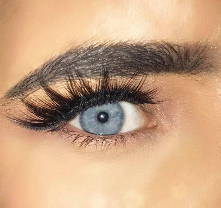 1a35cb777c4 Blue Eyes False Lashes Eylure No 121 Definition Lashes. EYLURE MOST WANTED  LASHES LÖSÖGONFRANSAR
