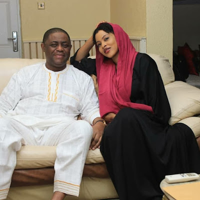 Check Out The Real Story Behind Femi Fani-Kayode's Marriage Rumors