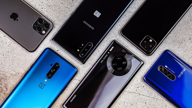 Daftar Smartphone Terlaris 2020