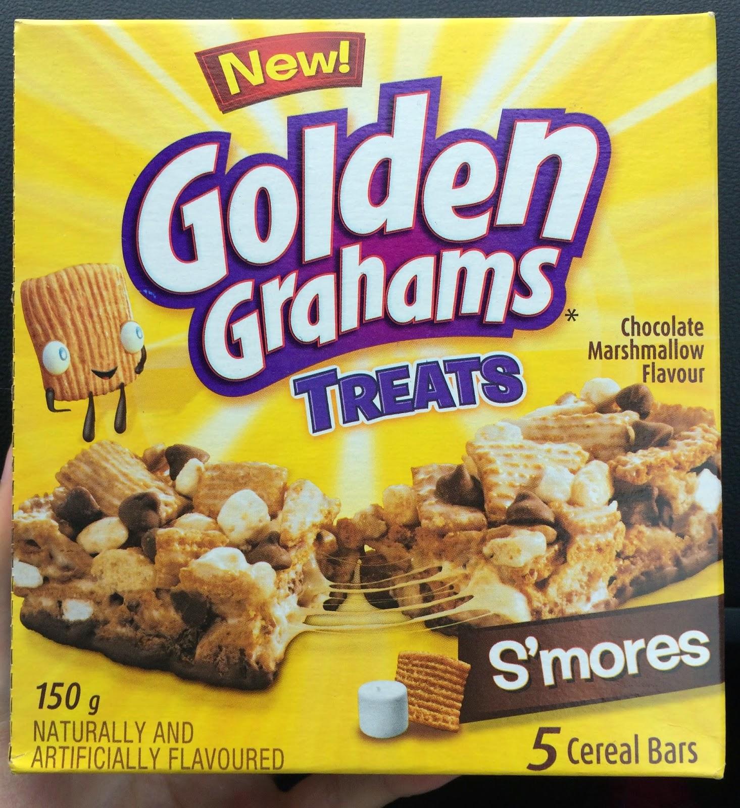 crunc golden grahams treats - HD1465×1600