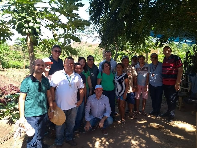 A feira agro ecológica de São Miguel realiza dia de partilha e consegue juntar vários parceiros nessa atividade