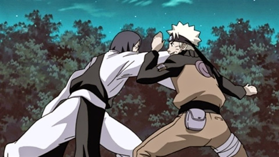 Sora vs Naruto