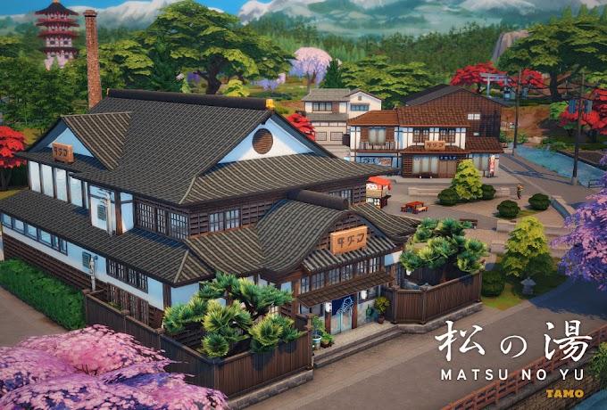 """""""Matsu No Yu"""" - Japanese Bathhouse (No CC)"""
