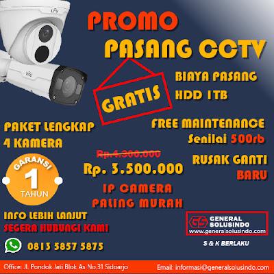 CCTV Murah Kediri 1