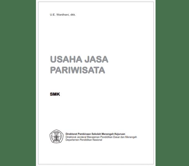 Buku SMK Usaha Jasa Pariwisata