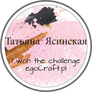 Wyniki wyzwania #38 Z MIŁOŚCIĄ / Challenge winner #38 WITH LOVE