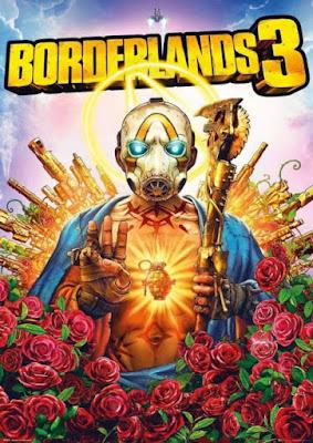Capa do Borderlands 3