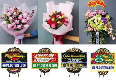 toko bunga terdekat di jakarta selatan