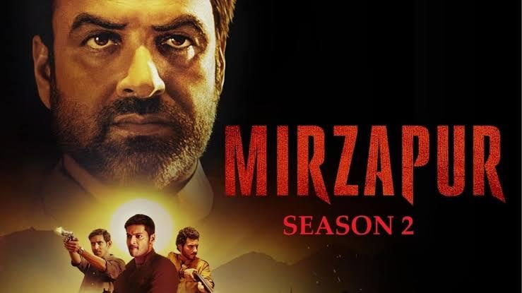 Mirzapur Season 2 Download Filmyzilla