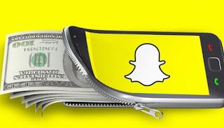 snapchat and advertising
