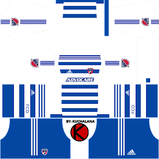 FC Dallas Kits 2016 - Dream League Soccer Kits and FTS15