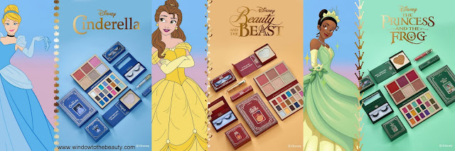 Makeup Revolution x Disney