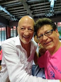 Con el Maestro René May