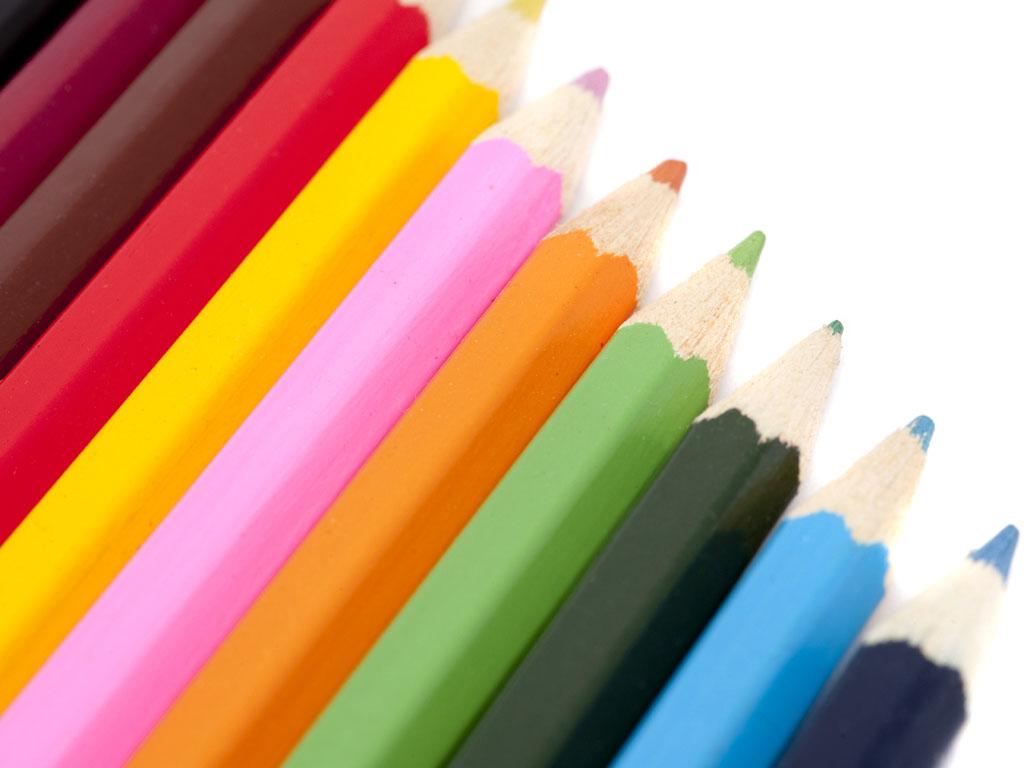 Gambar Gambar Pensil Warna Cantik wallpaper202