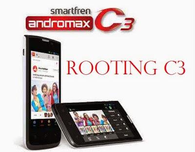 Cara Root Andromax C3 Dengan Mudah