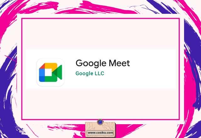 Cara Mudah Mengaktifkan Mode Hemat Kuota Internet Google Meet di Smartphone