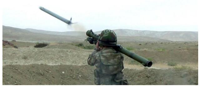 Βίντεο: Κατάρριψη αζερικού An-2 από τους Αρμένιους  -  φήμες ότι καταρρίφθηκε ελικόπτερο  του Μπακού από την Τεχεράνη