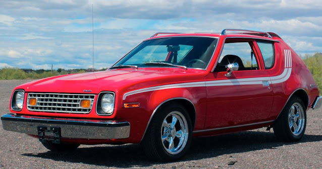 The AMC Gremlin Doesn't Deserve All of the Criticism