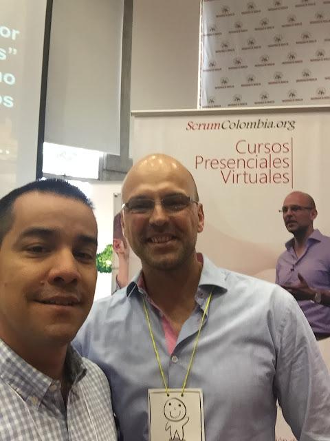 Alex Canizales y Fabian Schwartz