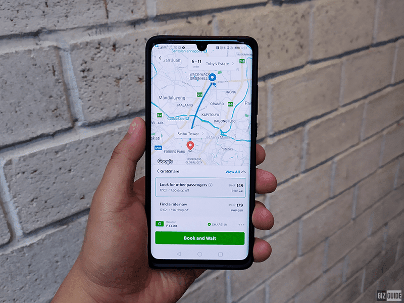 "Grab intros ""Look for other passengers"" feature for cheaper GrabShare rides"