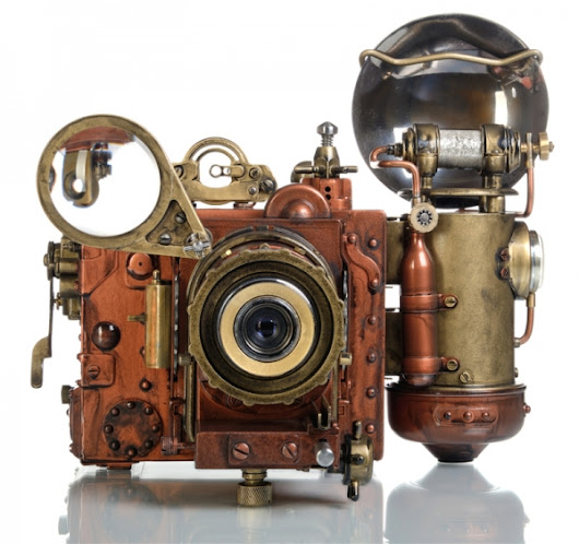 Image: Creating Manual Camera Functions Overtly Done From A Steampunk ...