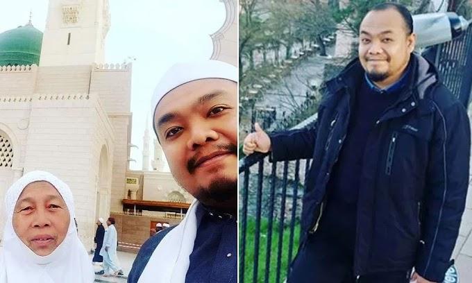 'Ibu saya bermimpi tengok muka saya bersinar macam ahli syurga' – Ustaz Abu Syafiq