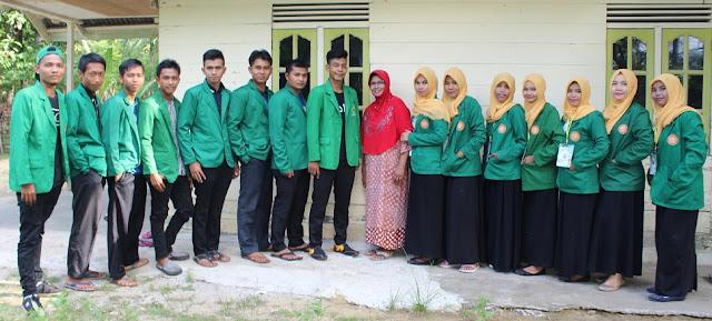 Tim KKN-PPM kelompok 66 desa Lhok Euncien