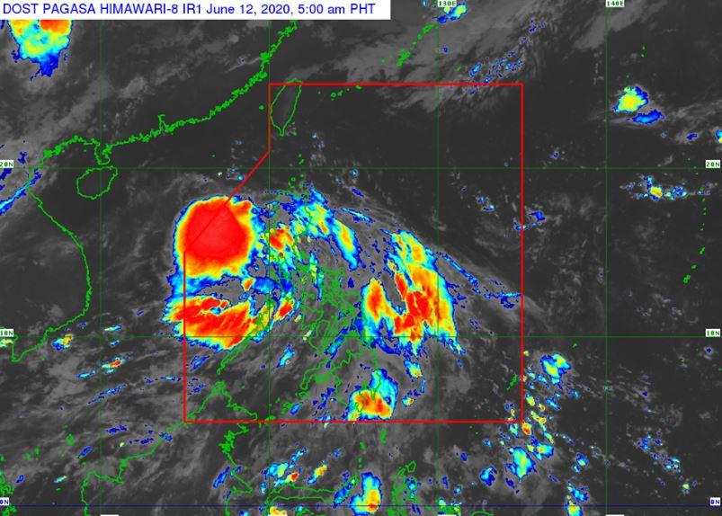 Bagyong Butchoy PAGASA weather update June 12, 2020
