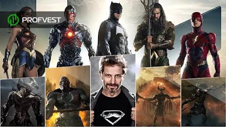 Лига Справедливости Зака Снайдера (2021 год): актеры, роли и дата выхода нового фильма