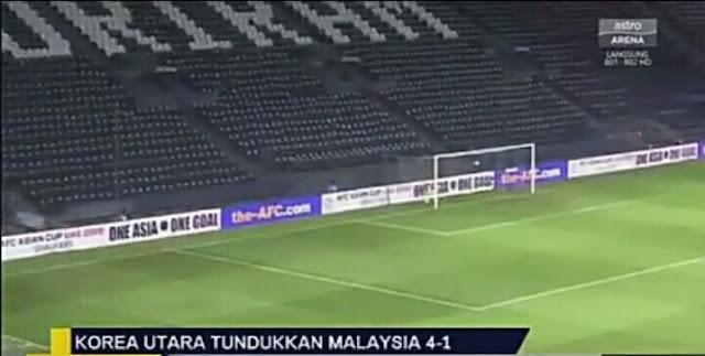 Aksi Cemas Skuad Negara Apabila Hampir Menjaringkan Gol Sendiri, Nasib Terkena Palang Sahaja!