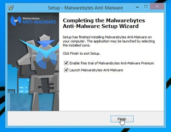 "Remove ""Ads by DNS Unlocker"" virus with Malwarebytes Anti-Malware Free"