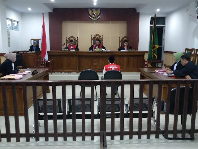 JPU Tuntut 10 Bulan Penjara Pelaku Penganiaya Wasit, Ini Harapan Keluarga Wasit